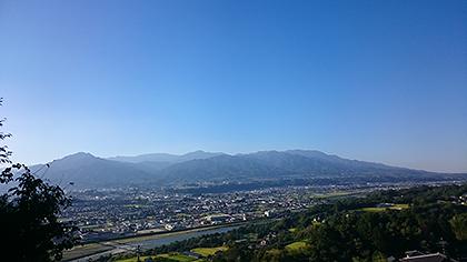 標高、日照、気温と好条件がそろう南信州地域