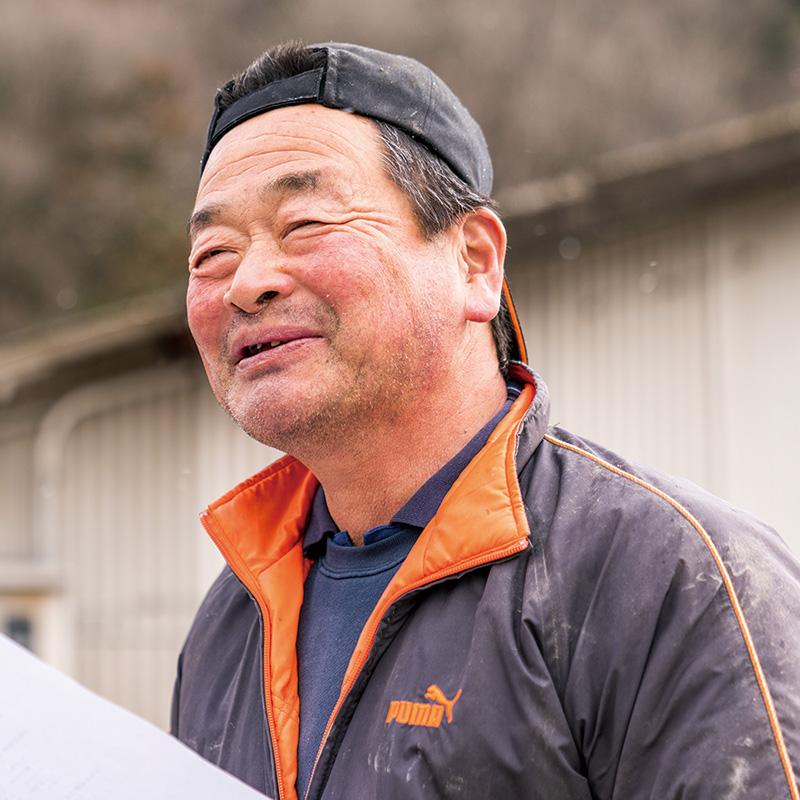 本村隆雄さん